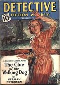 Detective Fiction Weekly (1928-1942 Red Star News) Pulp Vol. 116 #3
