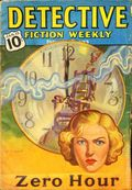 Detective Fiction Weekly (1928-1942 Red Star News) Pulp Vol. 116 #5