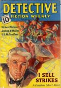 Detective Fiction Weekly (1928-1942 Red Star News) Pulp Vol. 116 #6