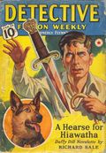 Detective Fiction Weekly (1928-1942 Red Star News) Pulp Vol. 117 #1