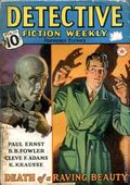 Detective Fiction Weekly (1928-1942 Red Star News) Pulp Vol. 117 #3