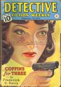 Detective Fiction Weekly (1928-1942 Red Star News) Pulp Vol. 117 #4