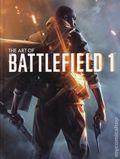 Art of Battlefield 1 HC (2016 Dark Horse) 1-1ST