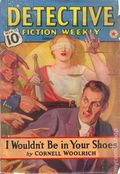 Detective Fiction Weekly (1928-1942 Red Star News) Pulp Vol. 118 #1