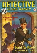 Detective Fiction Weekly (1928-1942 Red Star News) Pulp Vol. 118 #3