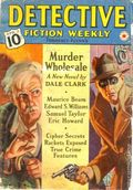 Detective Fiction Weekly (1928-1942 Red Star News) Pulp Vol. 118 #4