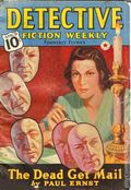 Detective Fiction Weekly (1928-1942 Red Star News) Pulp Vol. 118 #5