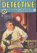 Detective Fiction Weekly (1928-1942 Red Star News) Pulp Vol. 119 #1