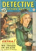 Detective Fiction Weekly (1928-1942 Red Star News) Pulp Vol. 119 #2