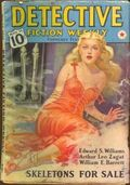 Detective Fiction Weekly (1928-1942 Red Star News) Pulp Vol. 119 #4