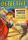 Detective Fiction Weekly (1928-1942 Red Star News) Pulp Vol. 119 #5