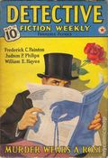 Detective Fiction Weekly (1928-1942 Red Star News) Pulp Vol. 119 #6