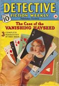 Detective Fiction Weekly (1928-1942 Red Star News) Pulp Vol. 120 #4
