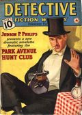 Detective Fiction Weekly (1928-1942 Red Star News) Pulp Vol. 120 #5
