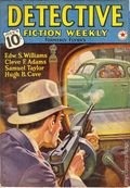 Detective Fiction Weekly (1928-1942 Red Star News) Pulp Vol. 120 #6