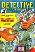 Detective Fiction Weekly (1928-1942 Red Star News) Pulp Vol. 121 #1