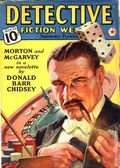 Detective Fiction Weekly (1928-1942 Red Star News) Pulp Vol. 121 #2