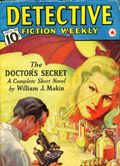 Detective Fiction Weekly (1928-1942 Red Star News) Pulp Vol. 121 #3