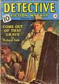 Detective Fiction Weekly (1928-1942 Red Star News) Pulp Vol. 121 #5