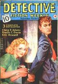 Detective Fiction Weekly (1928-1942 Red Star News) Pulp Vol. 121 #6
