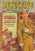 Detective Fiction Weekly (1928-1942 Red Star News) Pulp Vol. 122 #1