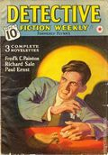 Detective Fiction Weekly (1928-1942 Red Star News) Pulp Vol. 122 #2