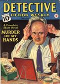 Detective Fiction Weekly (1928-1942 Red Star News) Pulp Vol. 123 #3