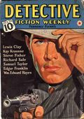 Detective Fiction Weekly (1928-1942 Red Star News) Pulp Vol. 123 #4