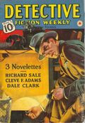 Detective Fiction Weekly (1928-1942 Red Star News) Pulp Vol. 123 #5