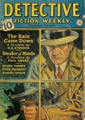 Detective Fiction Weekly (1928-1942 Red Star News) Pulp Vol. 123 #6