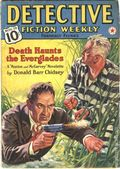 Detective Fiction Weekly (1928-1942 Red Star News) Pulp Vol. 124 #1