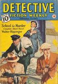 Detective Fiction Weekly (1928-1942 Red Star News) Pulp Vol. 124 #2