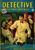 Detective Fiction Weekly (1928-1942 Red Star News) Formerly Flynn's Vol. 124 #4