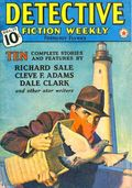 Detective Fiction Weekly (1928-1942 Red Star News) Formerly Flynn's Vol. 124 #5