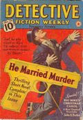 Detective Fiction Weekly (1928-1942 Red Star News) Formerly Flynn's Vol. 124 #6