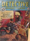 Detective Fiction Weekly (1928-1942 Red Star News) Pulp Vol. 125 #1