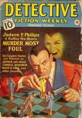 Detective Fiction Weekly (1928-1942 Red Star News) Pulp Vol. 125 #2