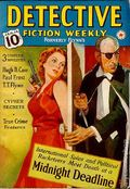 Detective Fiction Weekly (1928-1942 Red Star News) Pulp Vol. 125 #3