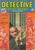 Detective Fiction Weekly (1928-1942 Red Star News) Pulp Vol. 125 #4