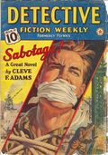 Detective Fiction Weekly (1928-1942 Red Star News) Pulp Vol. 126 #5