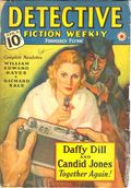 Detective Fiction Weekly (1928-1942 Red Star News) Pulp Vol. 127 #3