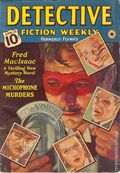 Detective Fiction Weekly (1928-1942 Red Star News) Pulp Vol. 127 #4