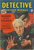 Detective Fiction Weekly (1928-1942 Red Star News) Pulp Vol. 127 #5