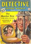Detective Fiction Weekly (1928-1942 Red Star News) Pulp Vol. 128 #1
