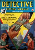 Detective Fiction Weekly (1928-1942 Red Star News) Pulp Vol. 128 #2