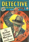 Detective Fiction Weekly (1928-1942 Red Star News) Pulp Vol. 128 #4