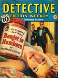 Detective Fiction Weekly (1928-1942 Red Star News) Pulp Vol. 128 #5