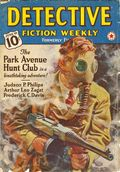 Detective Fiction Weekly (1928-1942 Red Star News) Pulp Vol. 128 #6