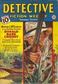 Detective Fiction Weekly (1928-1942 Red Star News) Pulp Vol. 129 #1