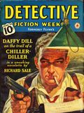 Detective Fiction Weekly (1928-1942 Red Star News) Pulp Vol. 129 #2